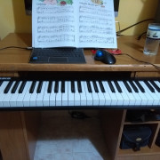 Alexis V61 teclado MIDI