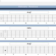 Diapanote: Software para transcripción de acordes