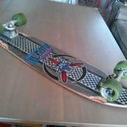 Longboard Slalom 49eur + Tabla Gravity Diamond Tail 30eur