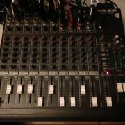 Mesa Mackie 1402VLZ + Case SKB