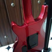 GRECO GPH-60 Rojo guitarra electrica Japan MIJ 1990 Dimarzio PAF