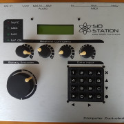 Sintetizador Elektron SidStation