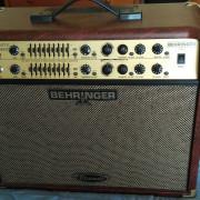Amplificador acustico berhinger acx 1800