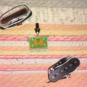 Pastillas y selector (Switch) de Squier Telecaster