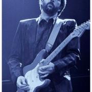 Eric Clapton Royal Albert Hall Poster  59x84 cm