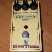Pedal guitarra eléctrica Deep Blue Delay MAD PROFESSOR