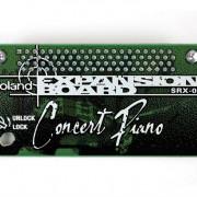 """Tarjeta Roland srx02 """"Concert Piano"""""""