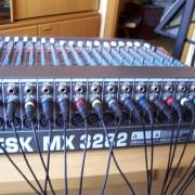 Mesa mezclas 32  canales
