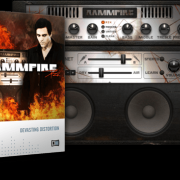 GUITAR RIG - Rammfire de Native-Instruments -50% !!!
