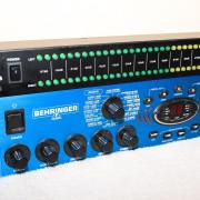 DBMeter + Behringer V-AMP Pro