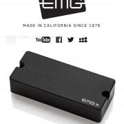 Dos pastillas EMG 707X