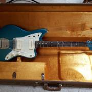 Fender jazzmaster FSR AVRI 62 con mejoras