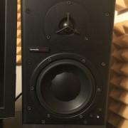 Monitores Dynaudio BM6 Classic.
