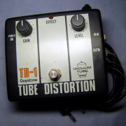 GUYATONE TUBE DISTORTION - OVERDRIVE, TD-1. BUEN ESTADO.
