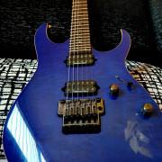 Ibanez rg prestige 20052 Edicion limitada 30
