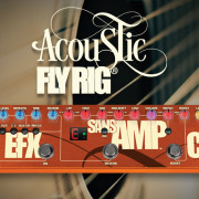 TECH21 Fly Rig ACOUSTIC