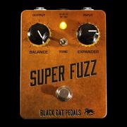 Black Cat Super Fuzz - Nuevo
