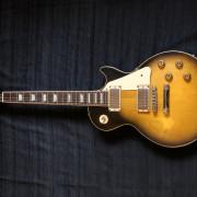 Gibson Les Paul Standard 1994 Sunburst.