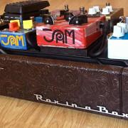 Pedaleras Custom Rox in a Box. BOLSA GRATIS !!!