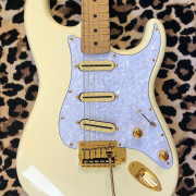 Fender Stratocaster + TREM KING / modificada x luthier
