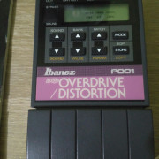 Pedal Ibanez POD-1 Overdrive/Distortion