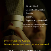 Clases de Canto Madrid