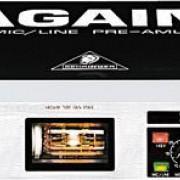 2 previos Behringer Ultragain (nuevos)