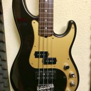 Fender Precision Bass Deluxe Usa 2007