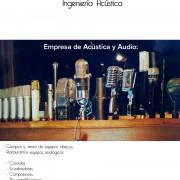 Restauracion y mantenimiento de Mesas de audio y equipos clasicos