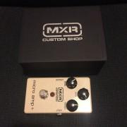 Pedal MXR micro amp plus