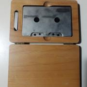 Calibrador para cabezales de cassete