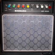 Amplificador Combo Sinmarc 4100/50W