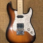 Ukelele eléctrico RISA Stratocaster - nuevo