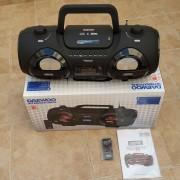 Radio CD-Mp3 Bluetooth Daewoo DBU-58 NUEVO (a mitad de precio)