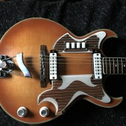 Guitarra Eko florentine 360 v2 de 1963