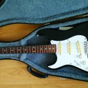 Fender Stratocaster Japan 80s zurda