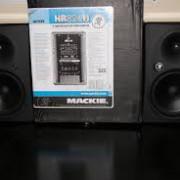 Mackie HR824 Mk2 Impolutas.