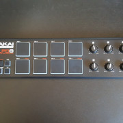 AKAI LPD8 + cable USB
