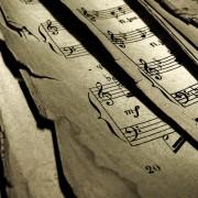 Transcripción de partituras - Azúcar Moreno, Cómplices, Marea