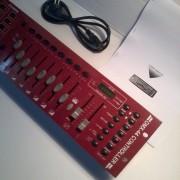 Mesa DMX Chauvet 44 controller