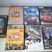 Lote de juegos de PC