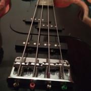 Samick Precision Bass 1980