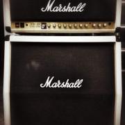 MARSHALL JCM 800 (2210) de 1982 20th ANNIVERSARY BLANCO