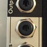 Doepfer A-138u Dual Micro Mixer (2x3) eurorack