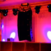Sistema Line Array Tasso Audio
