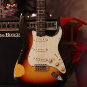 Guitarra General Stratocaster sobre Fender 1966 body o Cambio