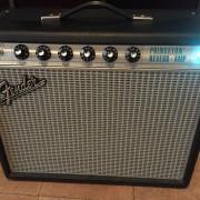 Fender 68 Custom Princeton Reverb + Flight-case