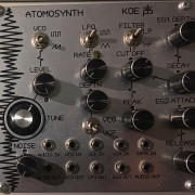 Sintetizador eurorack Koe v3