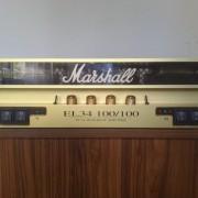 Etapa a valvulas Marshall El 34 100/100