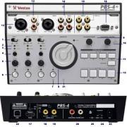 Mesa Mezclas video y audio